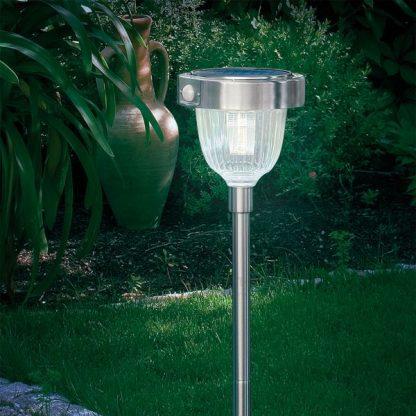 Lamp op zonne-energie Asinara staande uitvoering 1