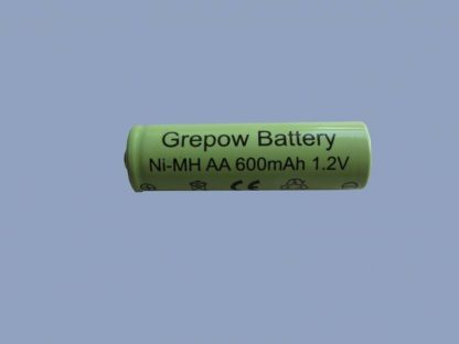 Oplaadbare batterij AA 1,2V/600 mAh 1