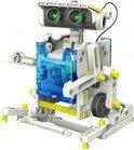 robot op Zonne- energie