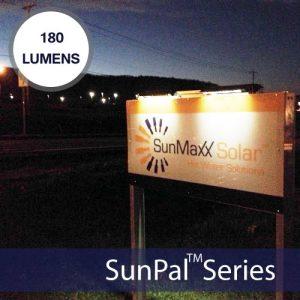 Reclamebord lamp type SX2 6