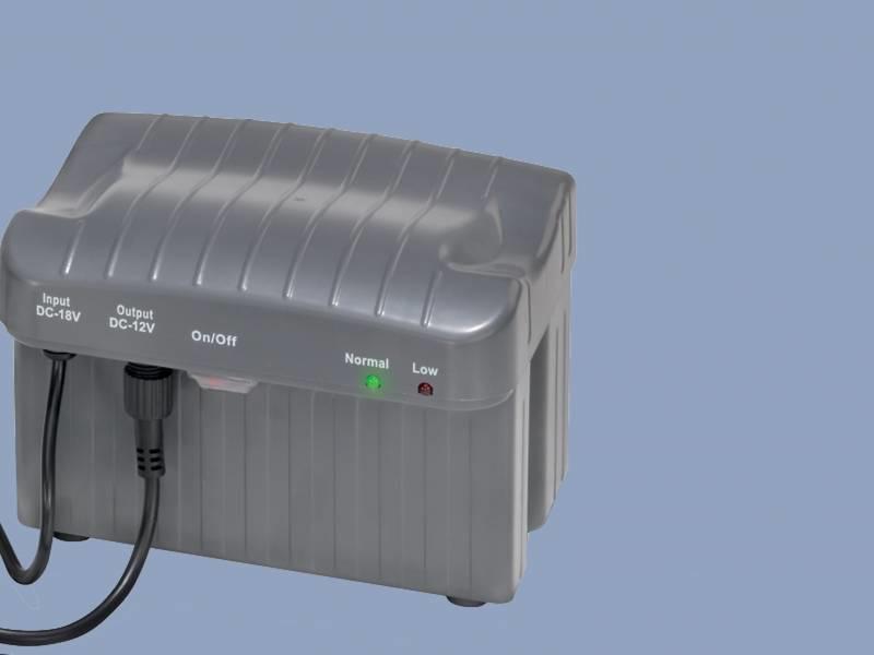 Multi batterij oplader De Solarshop