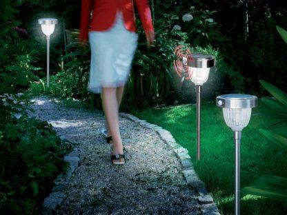Lamp op zonne-energie Asinara staande uitvoering 2