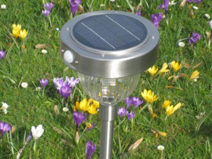 Lamp op zonne-energie Asinara staande uitvoering 3