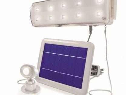 Solar lamp op zonne-energie voor binnen met bewegingsmelder 2