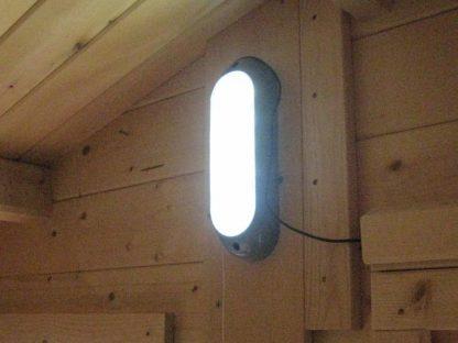 Lamp voor binnen op zonne-energie 1