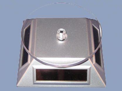 Display op zonne-energie 1