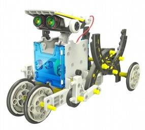 Experimentset entertainment robot 14 in 1 10