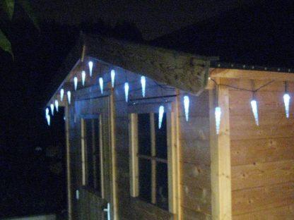 ijsspegel led verlichting zonne energie