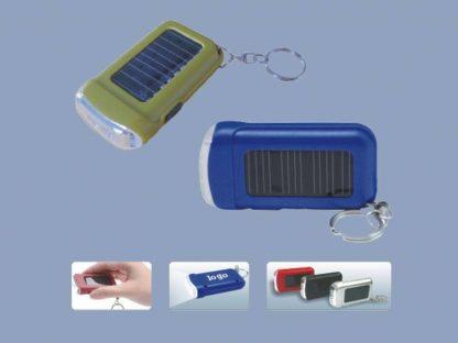 Mini zaklamp op zonne-energie 1
