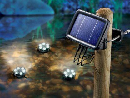 Onderwater spots op zonne-energie 1