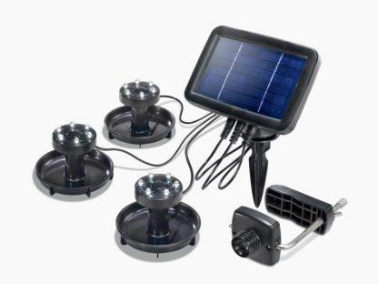 Onderwater spots op zonne-energie 2