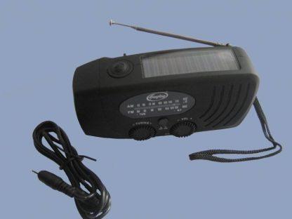 Kleine radio op zonne-energie 1