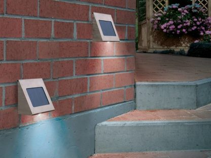 Wandlamp op zonne-energie Shine 1