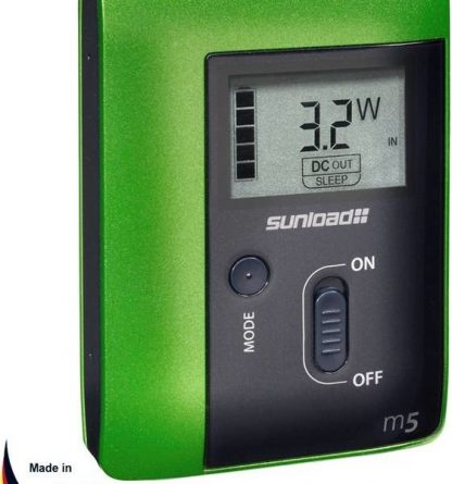 Zonne-energie lader solarclaw 5