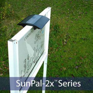 Reclamebord lamp type SX2 4