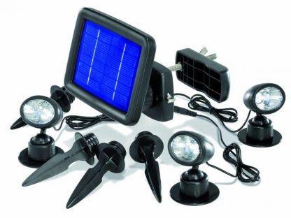 Solar spot trio 1