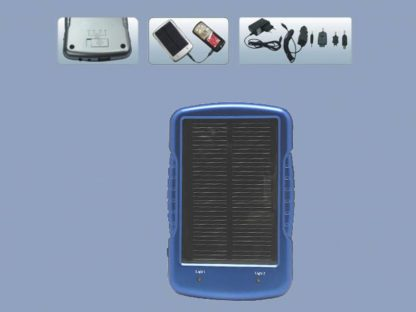 Telefoon oplader op zonne-energie Easy going 1