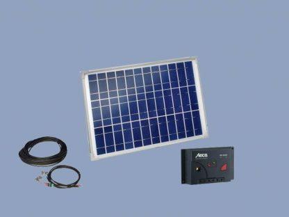 Zonnepaneel PVI-set-1 12W 1