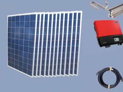 Zonnepanelen set 12 1
