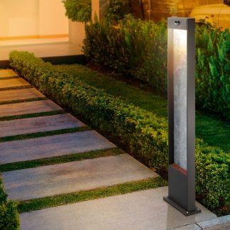 tuinpad verlichting solar