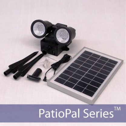 Security 96 LED Solar Flood Light van Merk: SecurePal 1