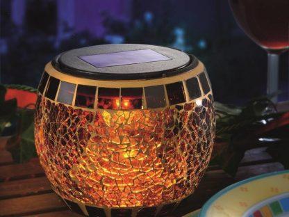 led lamp decoratie op zonne energie