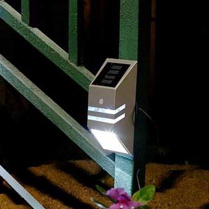 solar wandlamp PIR 4 stuks 1