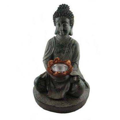Boeddha LED-lamp op Zonne-energie 1