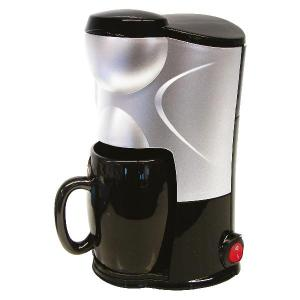 Carpoint Just 4 You koffiezetapparaat 150 ml (12V/170W) zwart 1
