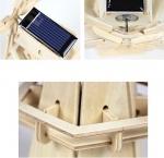 Windmolen Solar 3D-puzzel 3