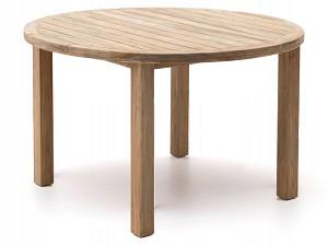 Hartman Palermo tafel Teak 130 cm 1